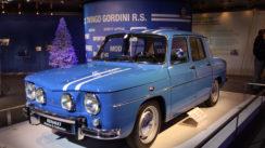 Aissa Hamada et les voitures de collection R8 Gordini