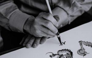 Jean-Baptiste Gouraud- l'art thérapie