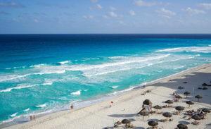 cancun mexique plage ideal voyage seniors