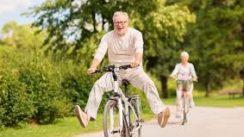 Quels sont les bienfaits du vélo pour les personnes âgées ?