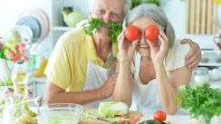 Senior : quelle alimentation pour bien vieillir ?
