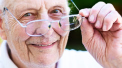 Les 3 troubles de la vue les plus fréquents chez les seniors